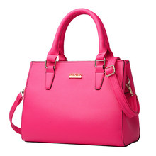 Gorgeous Large Crossbody Bag Occident Style Chic Elegant Women Succinct Bag Top PU Leather Ladies font