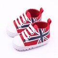 Niños Niños Boy & Girl Deportes Zapatos Zapatillas Sapatos Bebé Infantil Del Bebé de Fondos Blandos Primeros Caminante Prewalkers Botas T0179