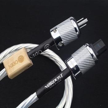 Nordost Odin Supreme Reference Power Cable Cord US Plug EU Plug NCF  Vinshle