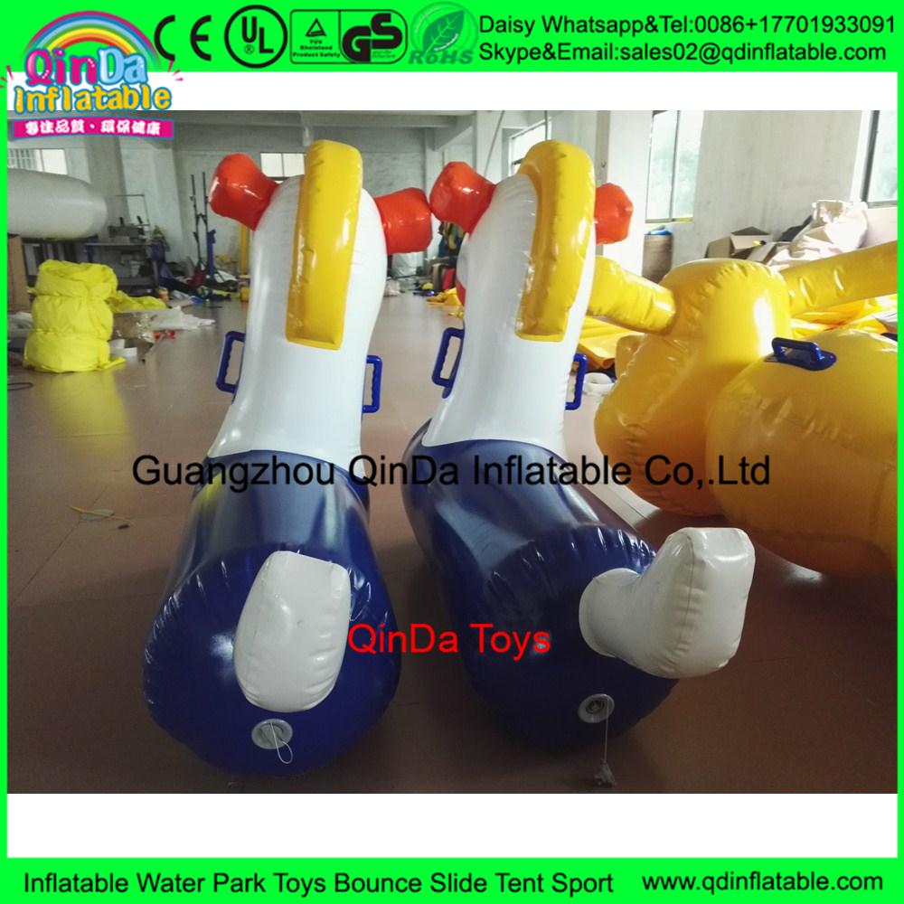 Inflatable Pony Hop Pon Pony07