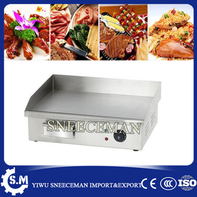 Hot Electric Sandwich grill Electric Flat Grill Chicken Grill Machine