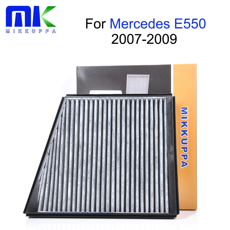 Mikkuppa Cabin Air Filter For Mercedes E550 2007 2008 2009 Car Accessories OEM 2118300018