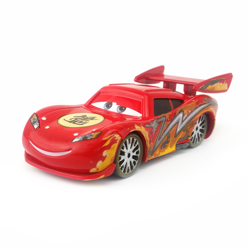 Disney Pixar Cars 2 Diecast Rare Tokyo Lightning McQueen Cars Toy Great Collection Kid Best Festival Gift