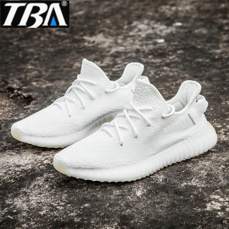 TBA Men's 350 V2 sneakers Shoes Men Breathable mesh lovers shoes brand Femme Chaussure Ultras Boosts running Shoes Size 36-45