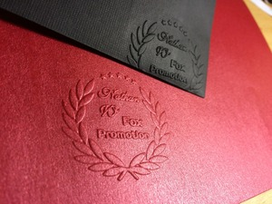 Image 4 - Customized Embossing stamp personal logo,Personalized Embosser Seal Letterhead Wedding custom design Gaufrage punch Stamp HQ