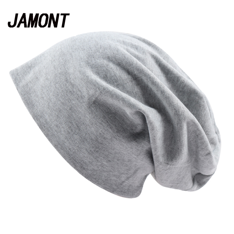 Men Knitted Cotton Hat Skullies Unisex Women Spring Autumn Outdoor Casual Sport Hip-Pop Cap Beanies
