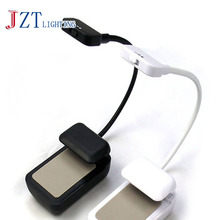 J best price Kindle LED Light Clip-On Ebook Reading Lamp Booklight Book Reader Mini Flexible Bright Desk Free Shipping