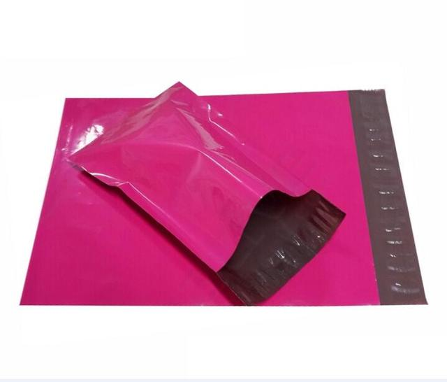 Qin 01 06 Poly Mailer Plastic Mailing Bag Small Envelope Packaging Shipping Bags 250 350mm