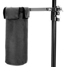 Drumstick Bag Drum Hammer Package Black Color