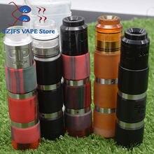 Sob mod kit 18650 bateria vaporizador mecânico vape cigarro eletrônico mod kenne indicato mod vs qp design kali v2
