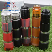 sob mod kit 18650 battery Vaporizer Mechanical vape electronic cigarette Kit Mod Kennedy Vindicator 25 vs QP design KALI V2