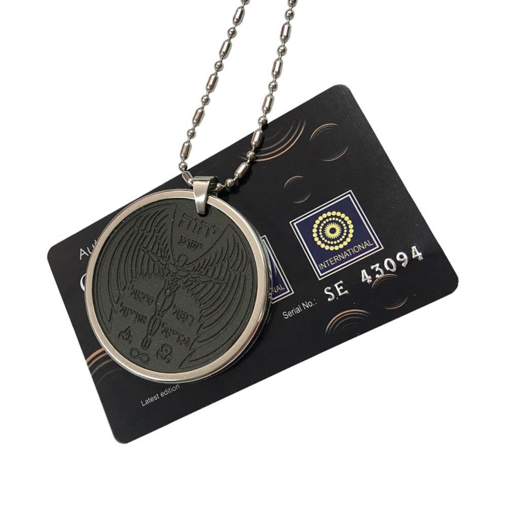 EBUTY Angel духовный кулон Quantum pendant с протектором из ...