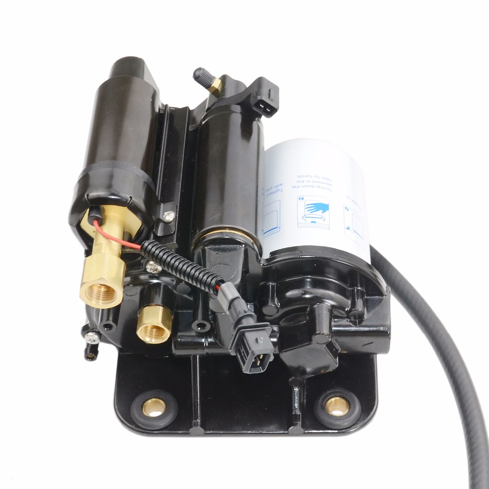 AP03 New Electric Fuel Pump Assembly For Volvo Penta 4.3L 5.0L 5.7L 21608511 21545138 3594444 3861355 3860210 image
