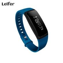 Смарт-браслеты V07 Smart группа крови Давление Беспроводной часы Smart Браслет монитор сердечного ритма фитнес-для Android IOS Телефон