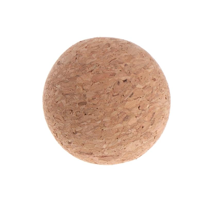 5pc 36mm Cork Solid Wood Foosball Table Soccer Ball Football Baby Foot Fussball