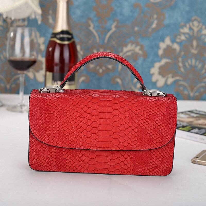 ФОТО 2016 Women Handbags Red Serpentine Chains Cover Shoulder Bags Messenger Bag Lady Crossbody Flap Totes Handbag Cell Phone Pocket