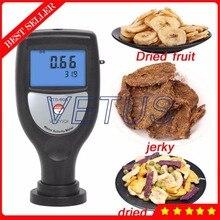 VTS-60A карманный тип цифровой воды активности тесты инструменты еда воды измеритель активности анализатор для говядины Jerky фрукты Jerky тесты er