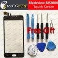 Blackview BV2000 сенсорный экран + Инструменты 100% Первоначально Дигитайзер стеклянная панель Замена Тяга Для Blackview BV2000 мобильного телефона