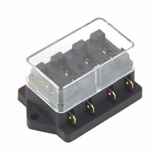 Car Accessory Waterproof Vehicle Truck Boat 6 Way Blade Fuse Box Holder Elegant_220x220 compare prices on waterproof fuse box online shopping buy low Waterproof Motorcycle Fuse Block at panicattacktreatment.co