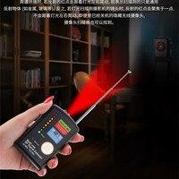 De Usos Múltiples de Cable Cámara Inalámbrica Detector de Señal de RF Amplificador de Señal 2G 3G 4G Teléfono GPS GSM Detector de Errores de Cámara Cazador Anti espía