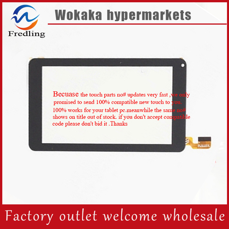 7inch for Acme TB715 tablet touch screen panel digitizer glass touch display sensor replacement 10pcs 7inch 186x104 mm fm712301ka capacitor touch screen capacitance glass for rk3168 due core cortex a9 tablet