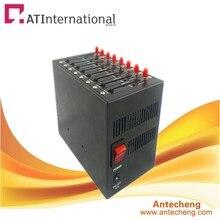 2016 горячий продавать, GSM Wavecom Q2406 16 Портов USB Модемный Пул Смс Отправка 900/1800 МГц