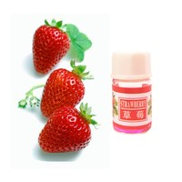 High Quality Strawberry Aroma Essential Oil for Diffuser Humidifier 3ml/bottle Essential Oil