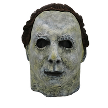 Halloween Horror Movie Mask Michael Myers Masks Halloween Cosplay Carnival Costume Adult Party Latex Masks Full Face Mask цена 2017