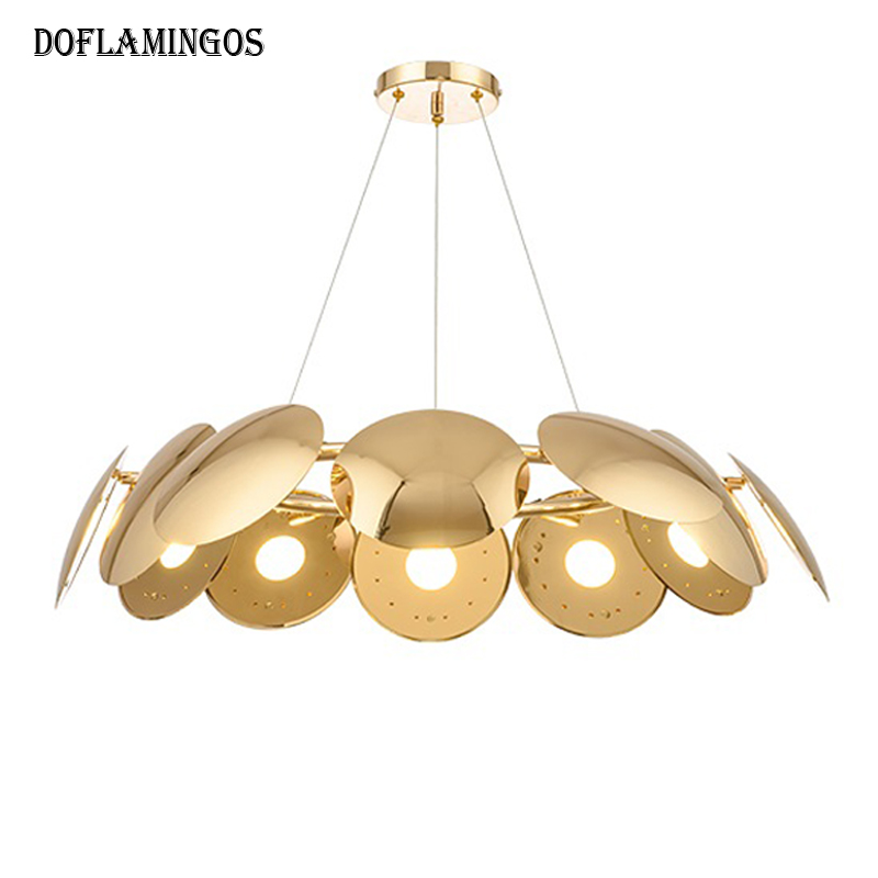 2017 NEW Fashion Modern LED Pendant Chandelier For Dining Kitchen Room Bar AC90-260V Hanging Pendant Chandelier Lamp Fixtures