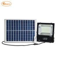 Renepv 100 Вт Солнечная система освещения 22 Вт солнечные панели для наружной аккумуляторная Настенные светильники Зеленый энергии альтернатив