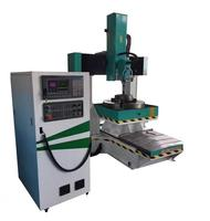 X10050 5 axis router CNC milling machine for machining mould