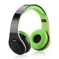 Trendy excelvan lenda versão v3.0 bluetooth estéreo dobrável fone de ouvido sem fio fone de ouvido cartão de apoio às micro tf