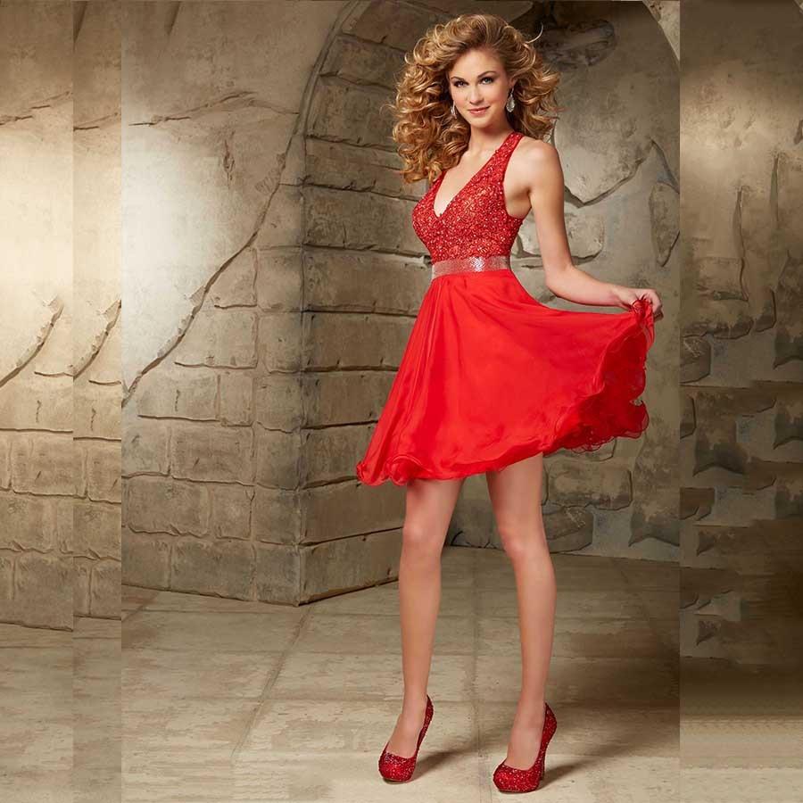 Prom Dress Mini Babudoll