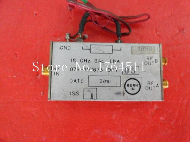 [BELLA] HARRIS 076-107673-03 18GHz SMA Supply Amplifier