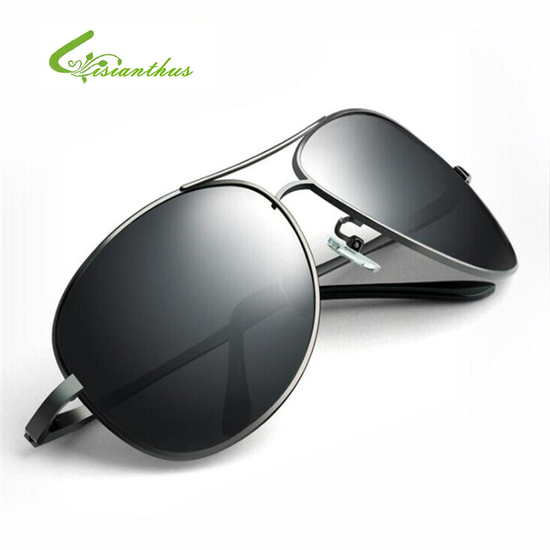 2018 New Fashion Men Polarized Sunglasses Male Poilt Frame Sun Glasses for Driving Golfing Sunglasses Hipster Essential
