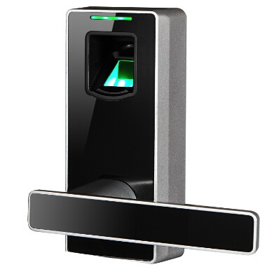 Gentil Free Shipping ML10 Nice Design Fingerprint Door Lock DIY Handle Biometric Door  Lock