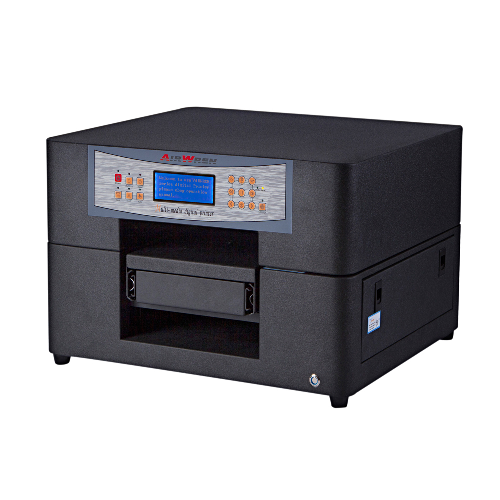 Factory Outlet Airwren AR-LED Mini6 Printing Phone Case Printing Machine LED Uv Printer