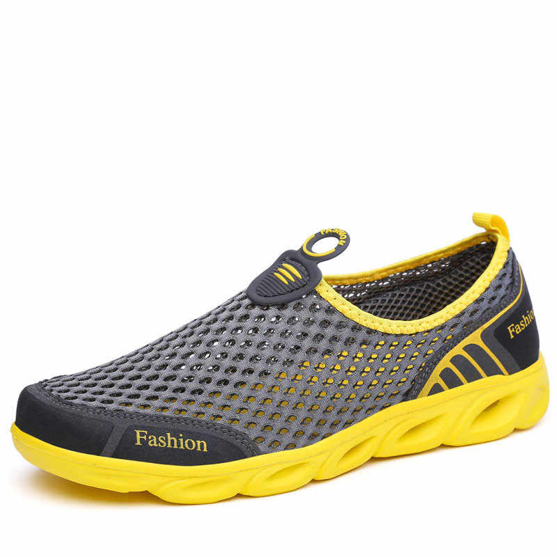 PINSEN 2020 여름 캐주얼 신발 여성 슬립 온 플랫폼 플랫 여성 통기성 Zapatillas Slipony 여성 신발 Zapatillas Mujer