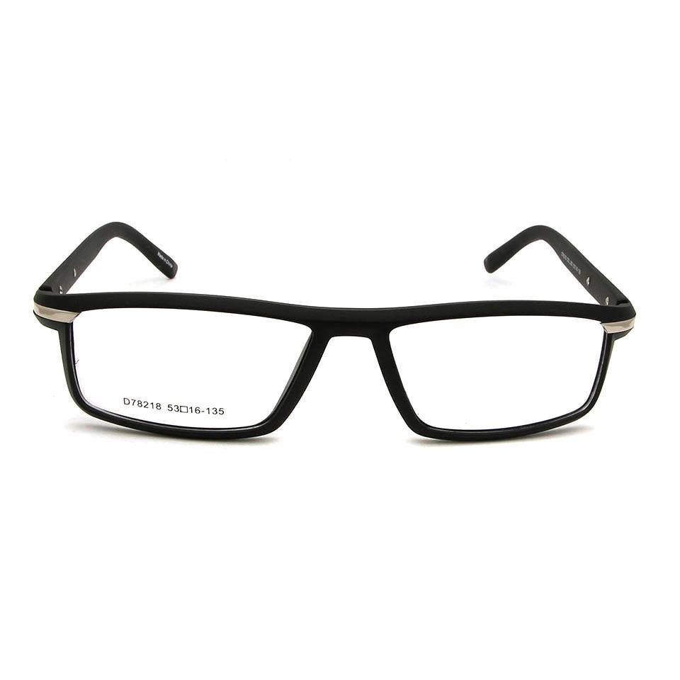 5cd03c0a2d815 Melhor TR90 ESNBIE NOVOS homens Óculos de Prescrição de Óculos Ópticos  Quadro Homens Óculos oculos de grau óculos de Lente Clara Barato Online  Preço.