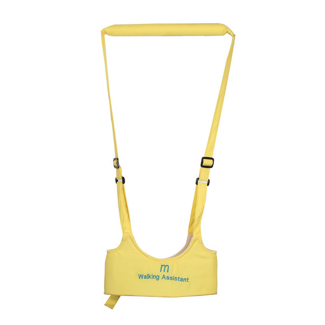 Infant Toddler Safety Harnesses 1pcs Kid keeper Baby Learning walking Aid Assistant Walkers Adjustable Strap 6-24Months YYT174