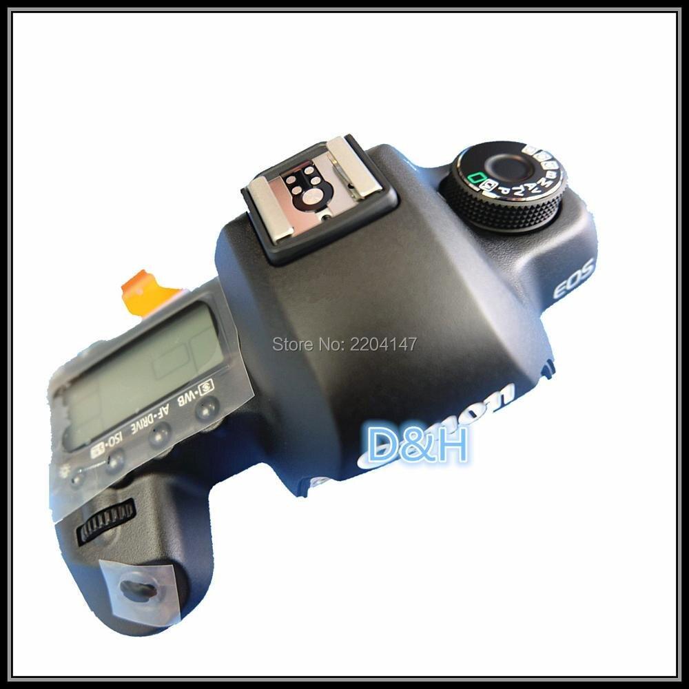 bilder für 100% neue original top cover assembly mit schulter bildschirm und tasten für canon eos 5d mark ii; 5d2; 5dii; ds126201 slr kamera