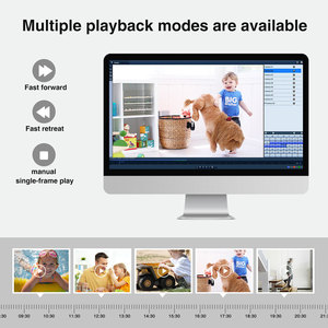 Image 5 - SANNCE 4CH HD 1080P HDMI P2P POE NVR 1TB HDD Überwachung System Video Ausgang 4PCS 2.0MP IP kamera Home Security CCTV Kits
