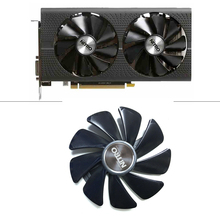 95 мм CF1015H12D DC 12 В PC Вентилятор охлаждения графическая карта gpu охлаждения для Sapphire NITRO RX 580 590 RX480 RX470 8G вентилятор видеокарты