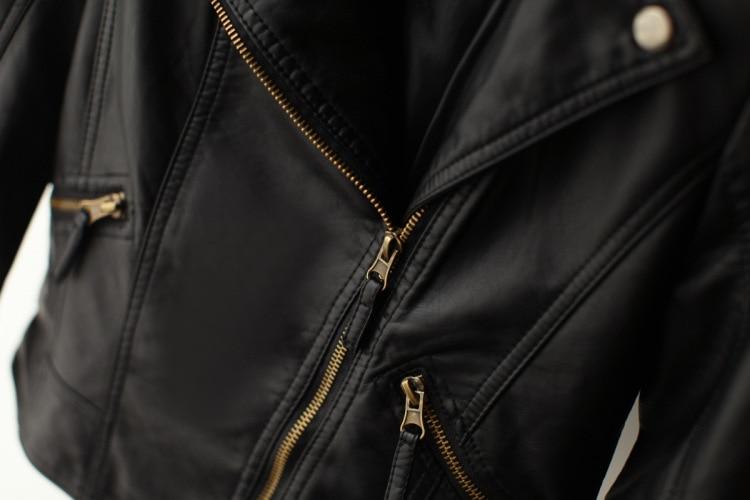 New 2019 Riverdale PU Printed Logo Southside Riverdale Serpents Jackets Women Riverdale Serpents Streetwear Leather Jacket 2