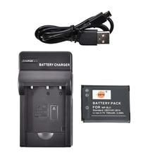 DSTE Pro Батарея NP-BJ1 Батарея с USB Порты и разъёмы Зарядное устройство для SONY DSC-RX0 цифровой Камера