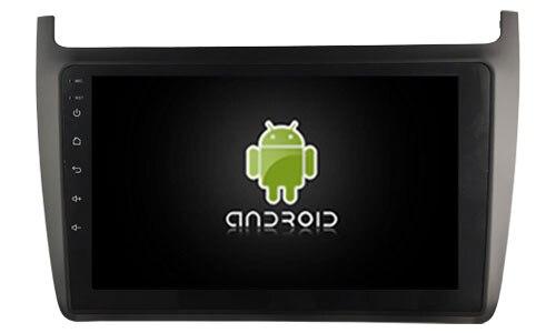 Восьмиядерный android 8,0 4 Гб оперативной памяти и 32 Гб ПЗУ ips экран автомобильный радиоприемник gps-навигация системы для vw POLO 2012 с canbus carplay