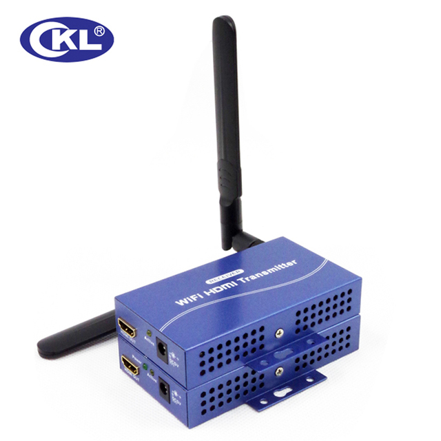 CKL-30HD HDMI 1.3V wireless WiFi audio video transmitter WiFi HDMI Extender