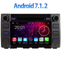2GB RAM Android 7 1 2 Quad 4 Core 8 Inch 1 Din HD Car Radio