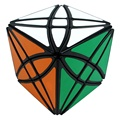 MoXing 8 Eixos Hexaedro Cubo Mágico LanLan Flor Rex Puzzle 58mm