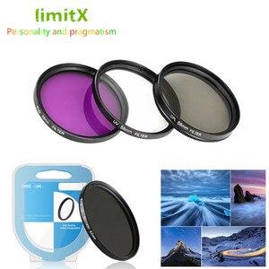 Image 2 - UV CPL ND FLD Mezun Yakın çekim Yıldız filtre lens Hood Canon EOS 77D 80D 100D 200D 250D 760D 800D 1000D 1100D 1200D 18 55mm